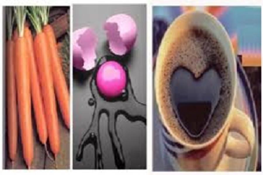 Zanahoria Huevo O Cafe En remodelatuvida estamos contigo con formaciones relacionadas con la nutrición, la inteligencia emocional, la relajación, la programación neurolingüística. zanahoria huevo o cafe